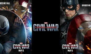 SEE IT!  NEW Trailer for Marvel's CAPTAIN AMERICA: CIVIL WAR #CaptainAmericaCivilWar #TeamCap #TeamIronMan