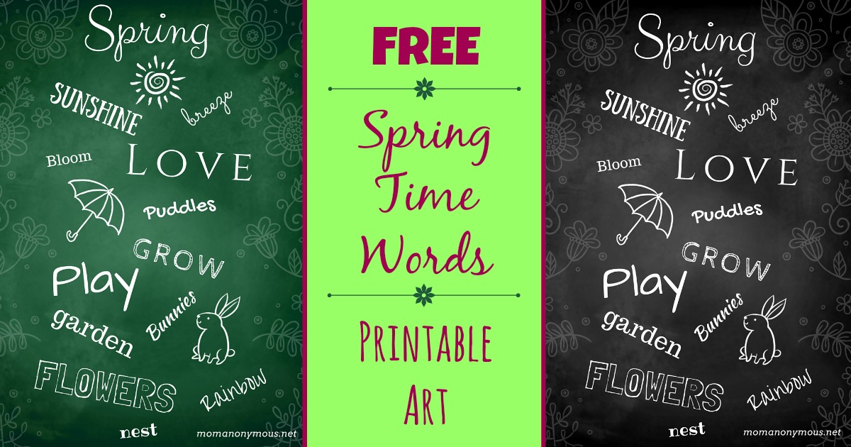 free_spring_words_wall_art