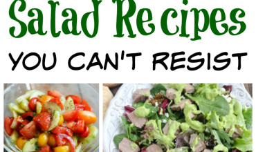 27 Salad Recipes You Can't Resist!