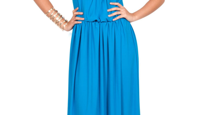 Women's Slimming Sleeveless Maxi Dress 10 Colors to choose from!