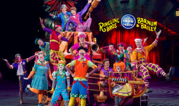 Hooray!  Hooray!  The Circus is coming to Phoenix!  WIN Tickets to see Ringling Bros. and Barnum & Bailey