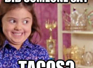 Did Someone say Tacos?  #HappyNationalTacoDay!  Here is a great list of deals!