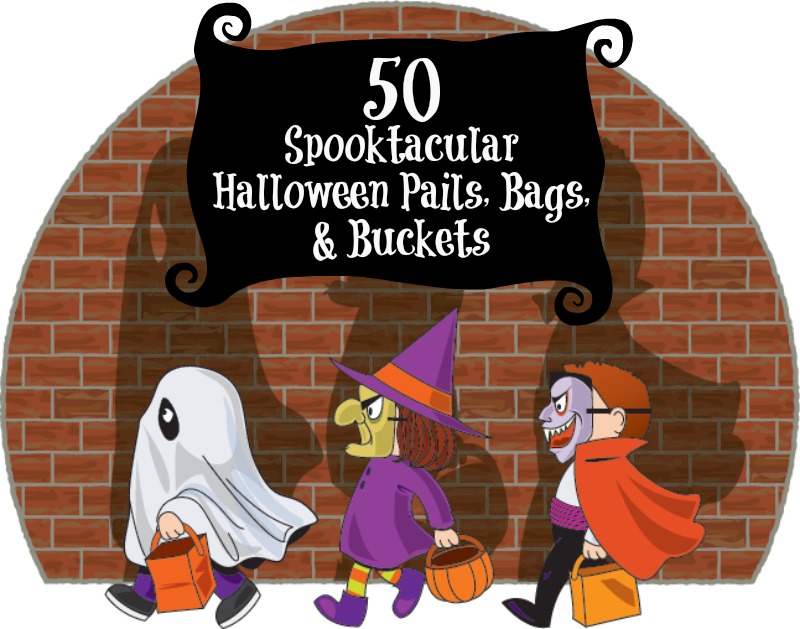 50-spooktacular-halloween-pails-bags-and-buckets