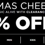 Go NOW!  Kohl's After Christmas Clearance has started!